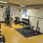 Gym - Detta för en engångskostnad på 400kr för nyckel